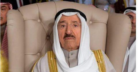 কুয়েতের আমির শেখ সাবাহ আল আহমাদ আল-সাবাহ ৯১ বছর বয়সে মারা গেছেন,