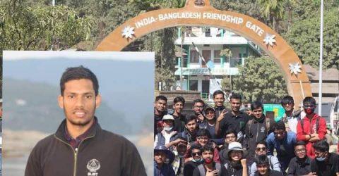 আন্তর্জাতিক টেকনিক্যাল পেপার প্রদর্শনীতে শাবিপ্রবি শিক্ষার্থী বিয়ানীবাজারের এমাদ হোসেনের কৃতিত্ব