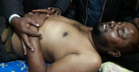 নড়াইল পৌরসভার সাবেক ভারপ্রাপ্ত চেয়ারম্যান সন্ত্রাসী হামলায় আহত