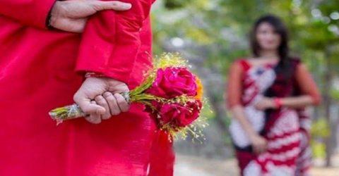 আজ ১৪ই ফেব্রুয়ারি আজ বসন্তের শুরু আজ ভালােবাসার দিন
