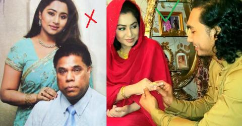 মাহফুজুর রহমানের সঙ্গে বিচ্ছেদ, নতুন বিয়ে করলেন ইভা