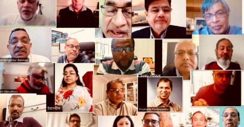 ঢাকা ইইউনিভার্সিটি অ্যালামনাই ইন দ্যা ইউকে-এর বিশেষ সাধারণ সভা অনুষ্ঠিত